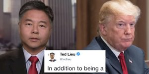 Lieu and Trump